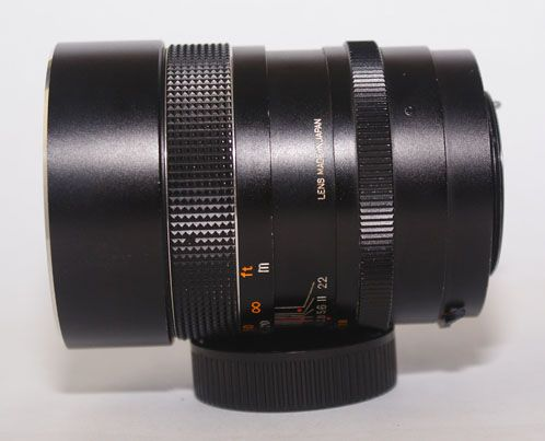 Hanimar auto s 135mm f2 8 sn 59507 for Garage sn autos 42