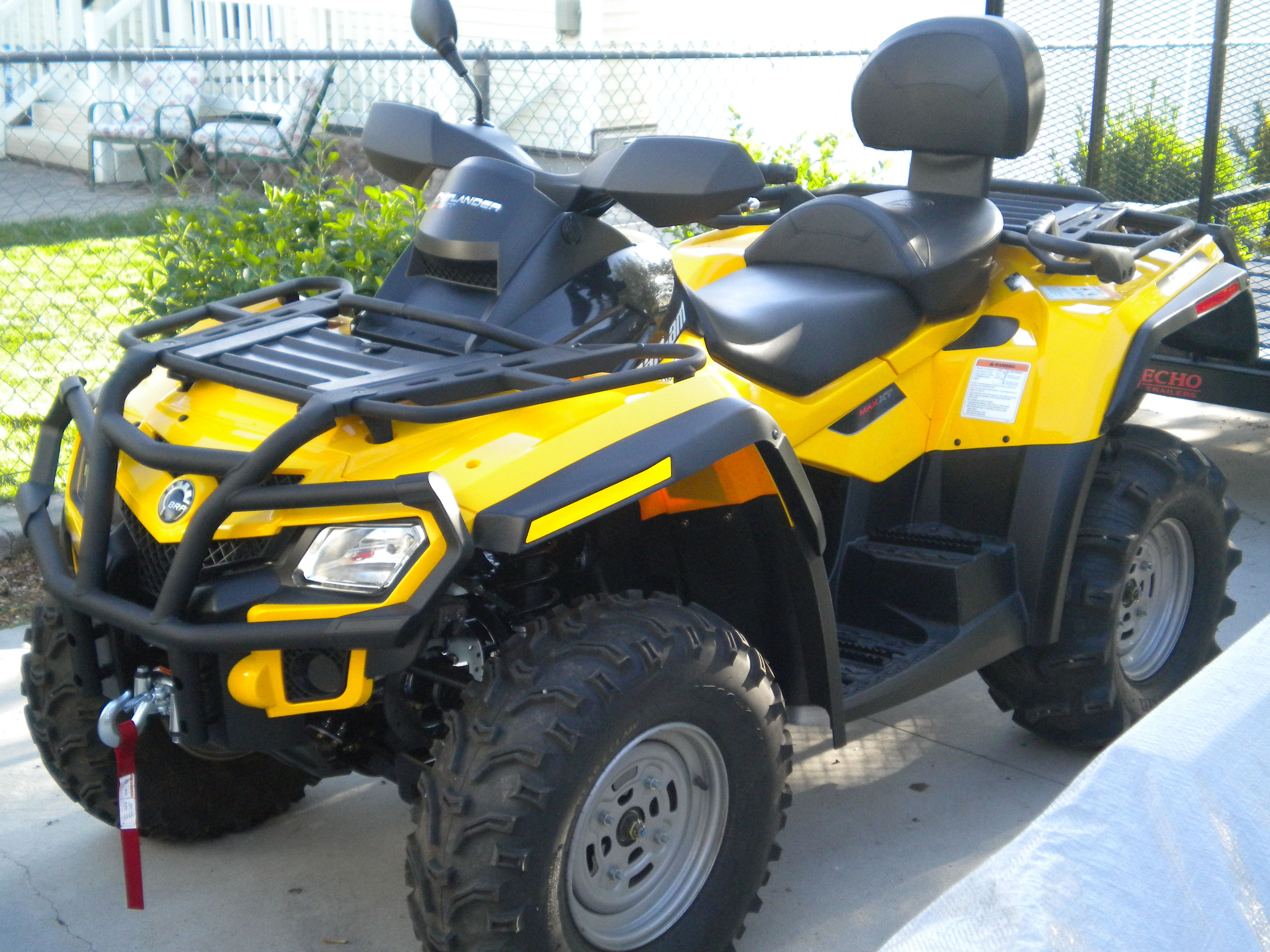 2006 can am outlander 800 manual