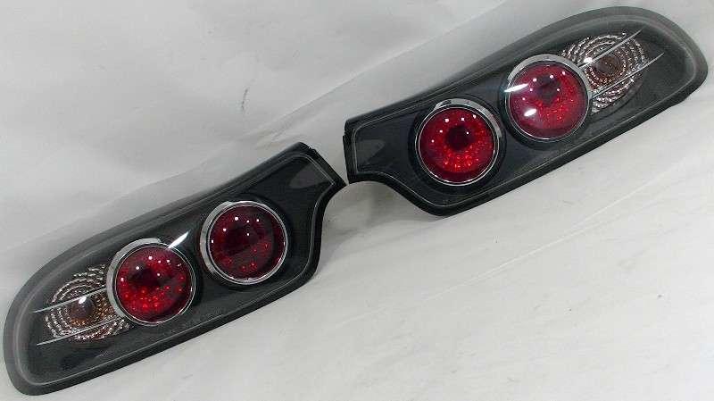 Aftermarket Tail lights Mazda FD3S RX7 13b rew