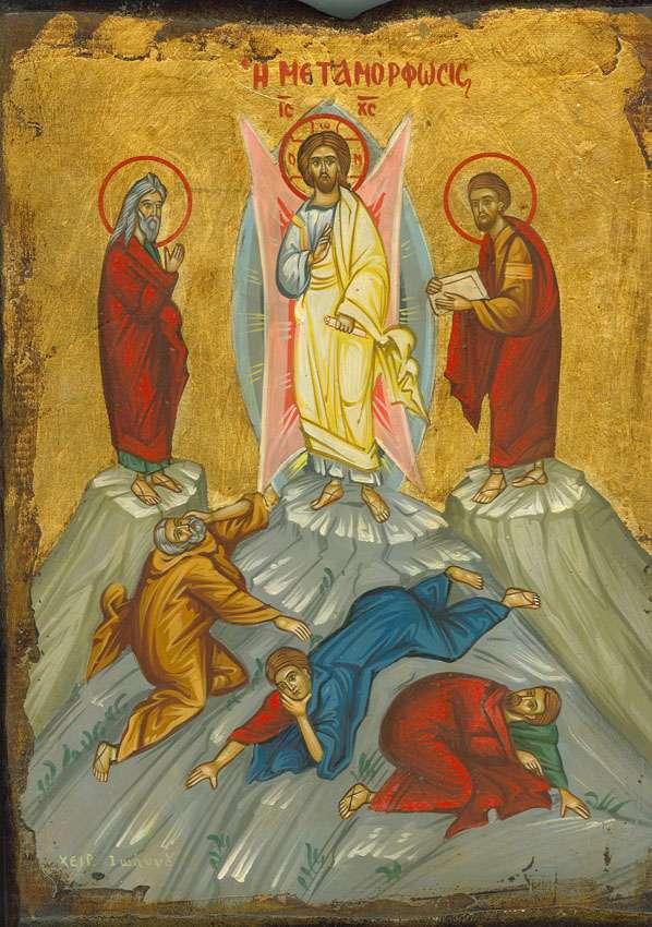L'été 2018 à saint Roch transfiguration5he