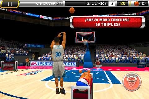 NBA iphone