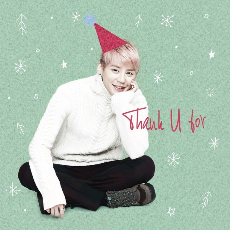 [Single] XIA - Thank U For