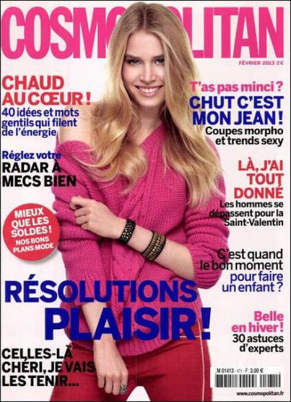 Cosmopolitan N°471 Février 2013